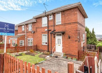 Thumbnail 2 bedroom semi-detached house for sale in Maltravers Road, Sheffield