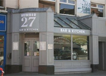 Thumbnail Commercial property for sale in No 27 Bar And Restaurant, 27 Castle Street, Inverness, Highland