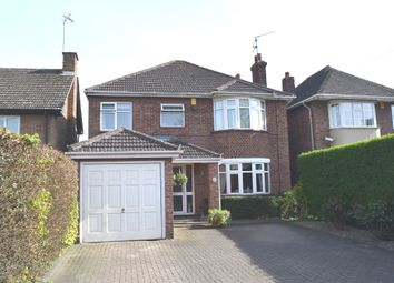 Thumbnail 4 bedroom detached house for sale in Oundle Road, Orton Longueville, Peterborough