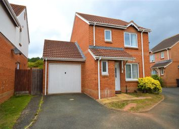 Thumbnail 3 bedroom property to rent in Coleridge Close, Exmouth, Devon