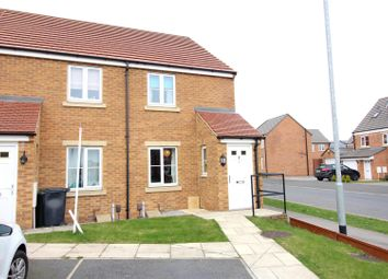 Thumbnail 2 bed town house for sale in St. Benedict Mews, Swarcliffe, Leeds