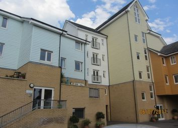 Thumbnail 2 bed flat to rent in Malin House, Rivermead, St. Mary`S Island, Chatham, Kent