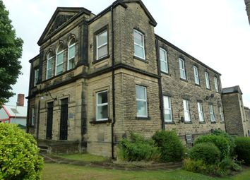 Thumbnail 1 bed flat to rent in St Vincent Court, Littlemoor Rd, Pudsey