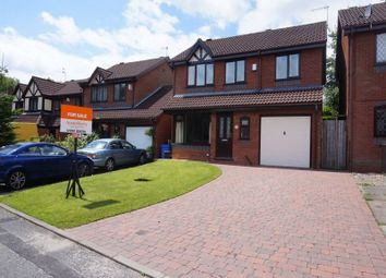 Thumbnail 5 bedroom detached house for sale in The Tudors, Tunstall, Stoke-On-Trent, Staffordshire