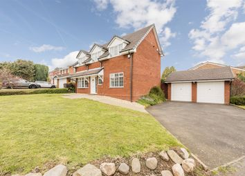 Thumbnail 4 bed detached house for sale in New Wood Close, Stourbridge
