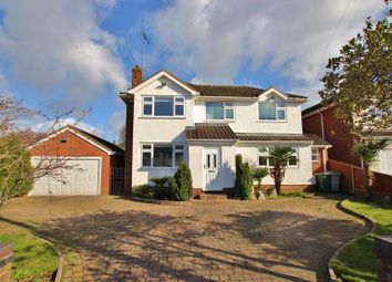 Thumbnail 5 bed detached house for sale in Dee Park Road, Gayton, Wirral