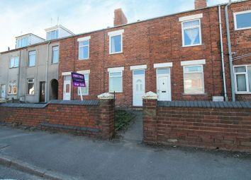 Thumbnail 3 bed terraced house for sale in Creswell Road, Chesterfield