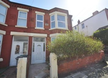 Thumbnail 4 bed end terrace house to rent in St. Brides Road, Wallasey