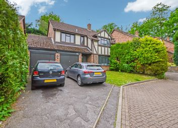 Thumbnail 4 bed detached house to rent in St Johns, Woking, Surrey