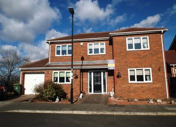 Thumbnail 3 bed detached house for sale in Premier Court, Trimdon Station