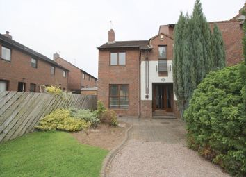 Thumbnail 3 bed town house to rent in Laganvale Manor, Stranmillis, Belfast
