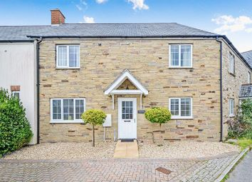 Thumbnail 3 bed terraced house for sale in St. Francis Meadow, Mitchell, Newquay