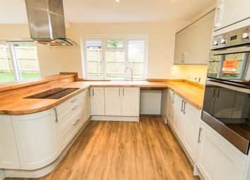 Thumbnail 5 bed detached bungalow for sale in Rosemary Crescent, Grantham