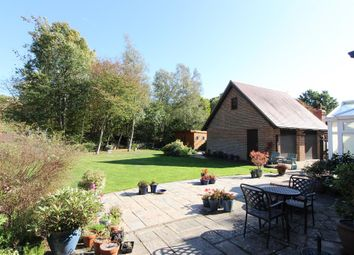 Thumbnail 4 bed detached house for sale in Farm Road, Hamstreet, Ashford