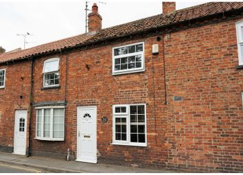 Thumbnail 2 bed cottage for sale in South Street, Caistor