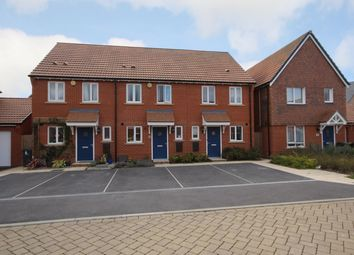 Thumbnail 2 bed terraced house to rent in The Poplars, Harwell, Didcot