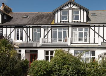 Thumbnail 3 bed maisonette for sale in Gyllyngvase Terrace, Falmouth