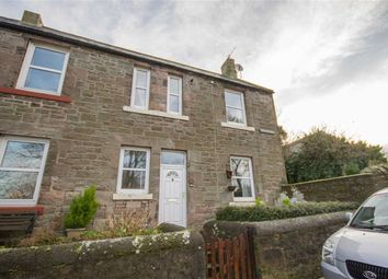 Thumbnail 2 bed terraced house to rent in Mount Road, Tweedmouth, Berwick-Upon-Tweed