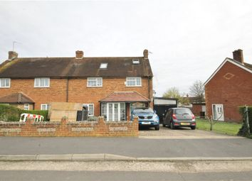 Thumbnail 4 bed end terrace house for sale in Sandfields, Send, Woking, Surrey