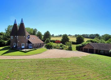 Thumbnail 4 bed detached house for sale in Woods Green, Wadhurst, E Sussex