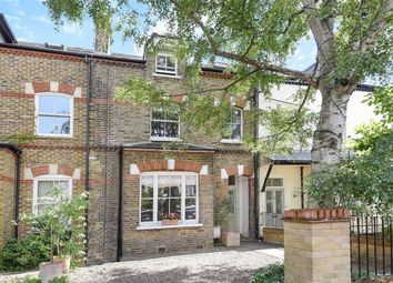Thumbnail 6 bed terraced house for sale in Somerset Road, Teddington