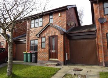 Thumbnail 3 bed link-detached house to rent in Ambergate, Ingol, Preston
