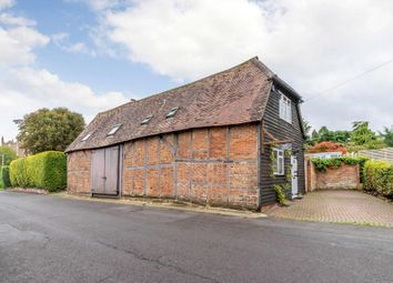 The Street, Old Basing, Basingstoke, Hampshire RG24. 4 bed detached house
