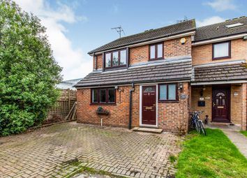 Thumbnail 3 bed end terrace house to rent in Tithe Barn Drive, Bray, Maidenhead