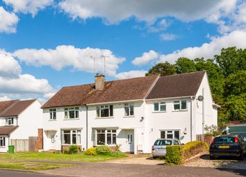 Thumbnail 4 bedroom semi-detached house for sale in Valley Road, Newbury