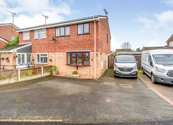 3 bed semi-detached house for sale in Severn Drive, Perton, Wolverhampton, West Midlands WV6