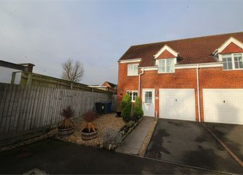 Thumbnail 3 bed semi-detached house for sale in Chapmans Drive, Old Stratford, Milton Keynes, Northamptonshire