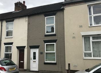 Thumbnail 2 bed terraced house for sale in Queen Street, Burton-On-Trent, Staffordshire
