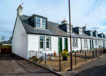 Thumbnail 2 bed end terrace house for sale in Letham Cottages, Letham