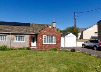 Thumbnail 3 bed semi-detached bungalow for sale in Central Road, Dearham, Maryport