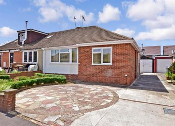 Thumbnail 2 bed semi-detached bungalow for sale in Deverell Place, Waterlooville, Hampshire