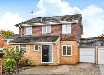 Thumbnail 3 bed detached house for sale in Hopeman Close, College Town, Sandhurst, Berkshire