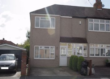 Thumbnail 2 bed end terrace house for sale in Oakleigh Road, Uxbridge