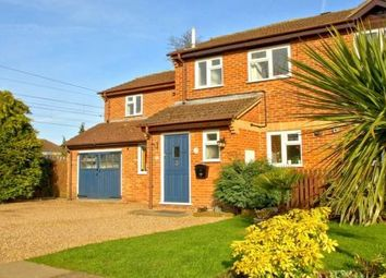Thumbnail 4 bedroom end terrace house for sale in Averil Court, Taplow, Maidenhead