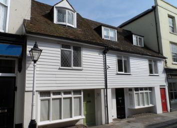 Thumbnail 3 bed terraced house to rent in High Street, Hastings Old Town