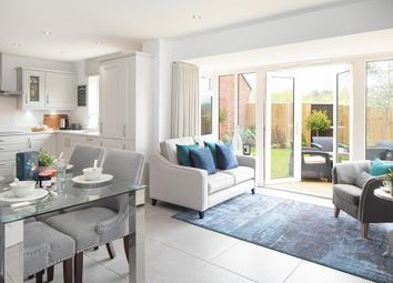 "Thumbnail 4 bedroom detached house for sale in ""Winstone"" at Barley Fields, Thornbury, Bristol"