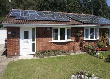 Thumbnail 2 bed semi-detached bungalow for sale in Dorrington Close, Runcorn