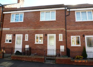 Thumbnail 2 bed terraced house to rent in Orchard Mews, Yeovil