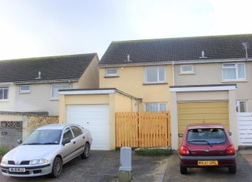 Thumbnail 3 bed terraced house to rent in Mowhay Close, Newquay