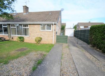 Thumbnail 3 bedroom semi-detached bungalow for sale in 12 Wordsworth Crescent, York