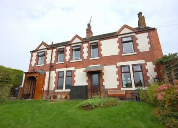 Thumbnail 3 bed detached house for sale in Holbrook Road, Belper