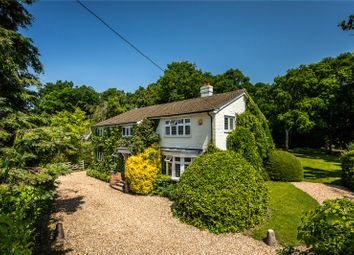 Thumbnail 5 bed detached house for sale in Chapel Lane, Otterbourne, Winchester, Hampshire