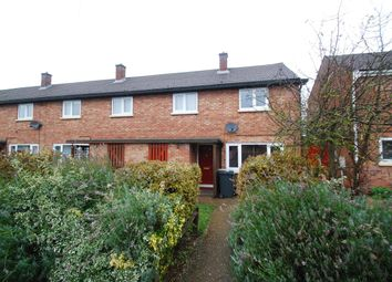 Thumbnail 3 bed end terrace house for sale in Brent Road, Tattershall, Lincoln