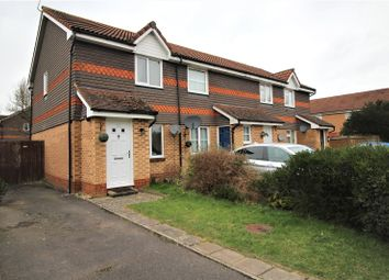 Thumbnail 2 bed end terrace house for sale in Bryce Gardens, Aldershot, Hampshire