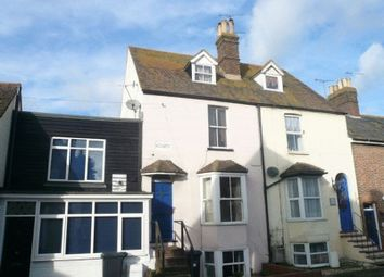Thumbnail 2 bed flat to rent in Lower Flat, 15 Wish Street, Rye