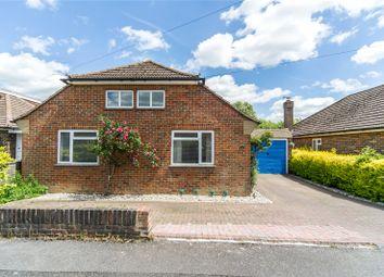 Thumbnail 2 bed detached bungalow for sale in Copse Road, Hildenborough, Tonbridge, Kent